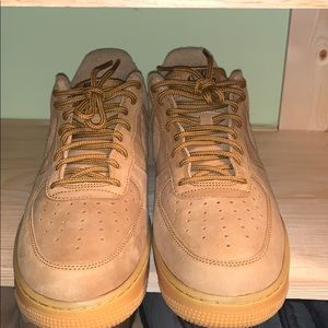 Men's Nike Air Force 1 low flax